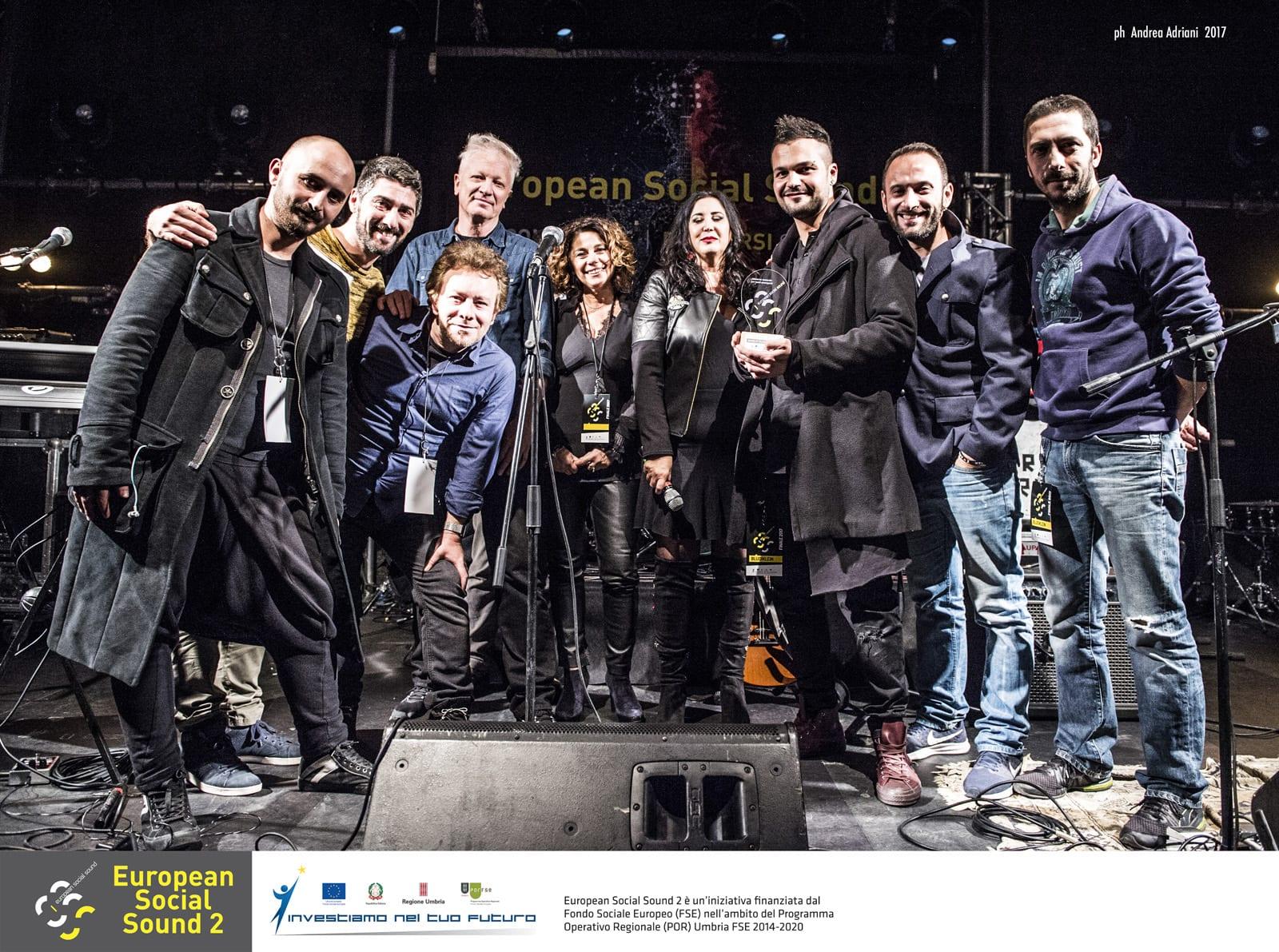 Finale European Social sound 2017